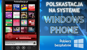 Radio PolskaStacja w Windows Phone